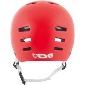 TSG Evolution Solid Color Fietshelm rood